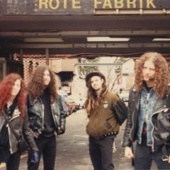 First European tour 89 or 90